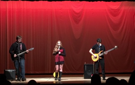 Student Talent Showcased at the Live Show
