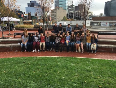 South Students Explore Literature at the Dodge Poetry Festival