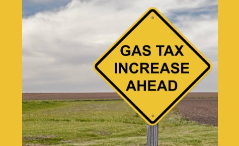 NJ Gas Tax UP 23 Cents Overnight