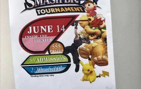 Smash Brothers Tournament