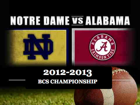 Alabama vs. Notre Dame: How did they get to the BCS title game?