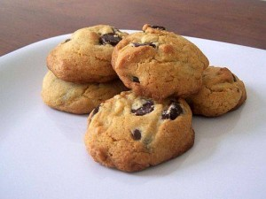 Chocolate Chip Cookies. Courtesy of Google Images