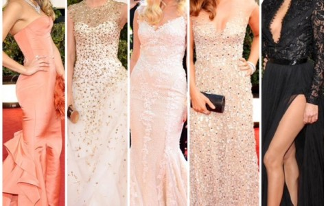 The Hits and Misses: Golden Globes Fashion