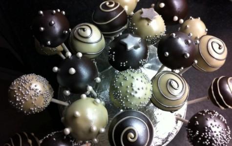 New Year's Recipe: New Year's Cake Pops