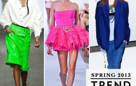 Fresh Spring Fashions