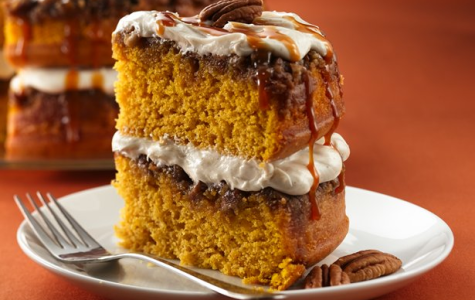 Flavorful Pumpkin Cake