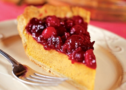 Recipe the eagle eye for Pumpkin pie with a twist