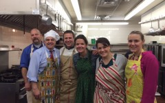 South Administrators Cooking into the Holiday Spirit!