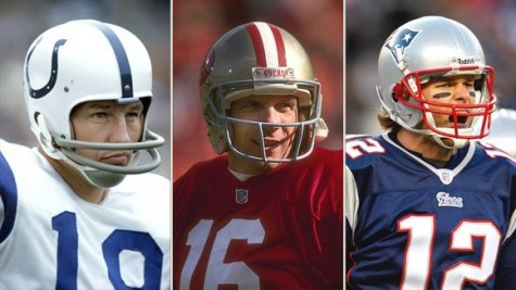 Who Really is the Best Quarterback Ever?