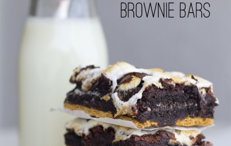 Deliciously Mouthwatering S'mores Oreo Brownies