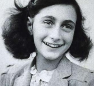 On Becoming Anne Frank…