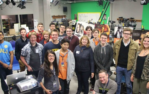 Garden State Film Festival Founder Visits Film Classes