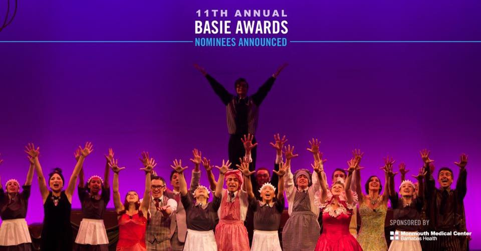 Middletown South's performance at the Basie Awards last year.