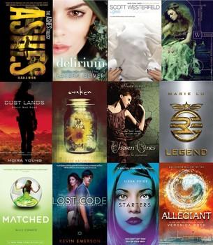 YA Novels: Y all the Same?