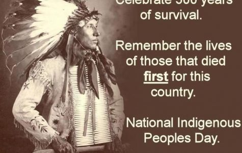 Give Credit Where it's Due: Change Columbus Day to Indigenous Peoples' Day