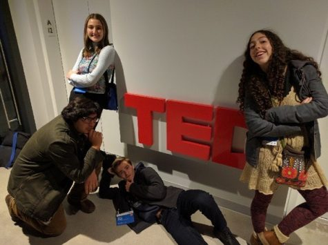 TED Ed Attends TED Ed Weekend
