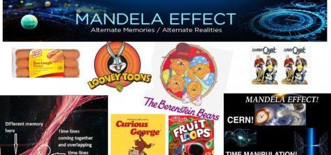 Confabulation Revealed: Mandela Effect