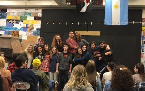 Kozak's Drama Class tries their Hand at Futurism