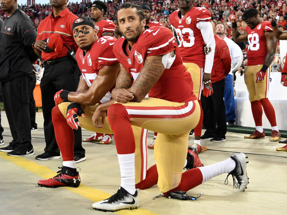 NFL Take A Knee Controversy Spreads