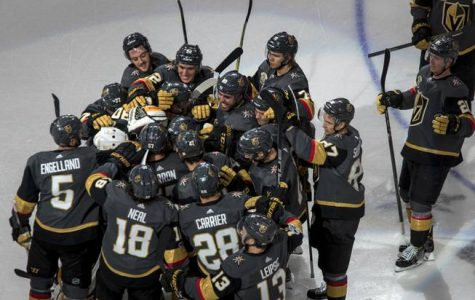 Vegas Golden Knights Turning Heads