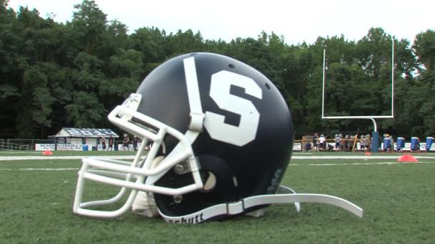 MIDD South Football: Inside the Helmet