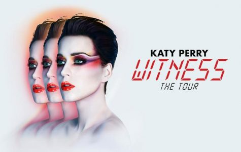 I was a witness – to Katy Perry's latest tour!