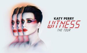 I was a witness - to Katy Perry's latest tour!
