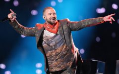 """Justin Timberlake's """"Filthy"""" Halftime Show"""