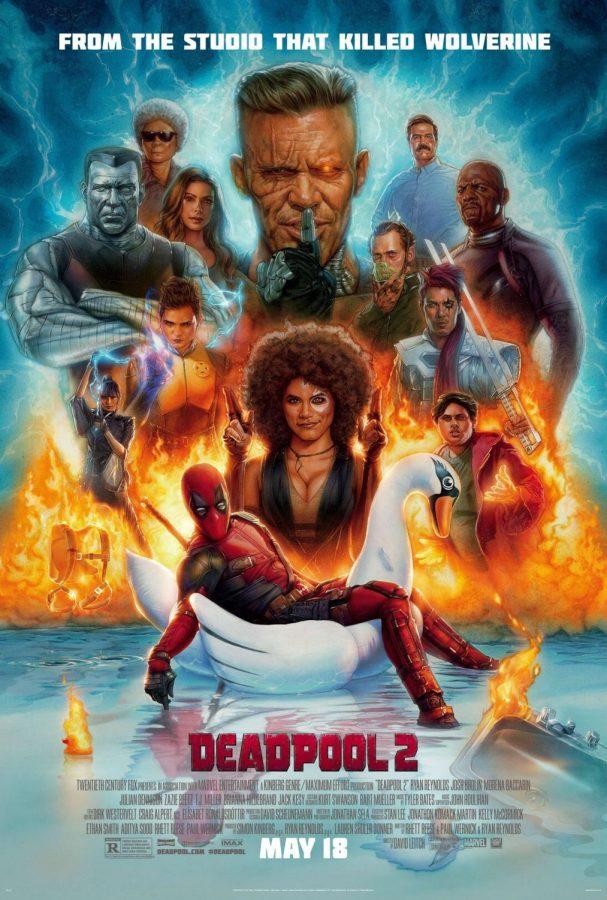 Deadpool 2: An Odd Follow-Up