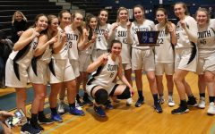 Middletown South Girls Hoops Wins CJ Group IV Title