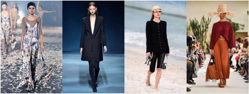 Runway Report: Spring Fashion 2019