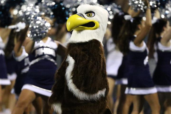 Battle of The Mascots: South Eagle Crowned Champ