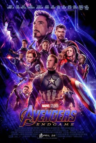 Avengers: Endgame - The Avengers Movie to End All Avengers Movies
