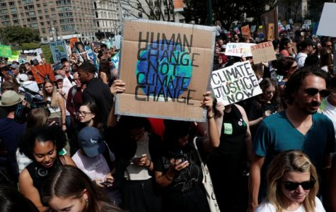 Climate Activists Take on NYC