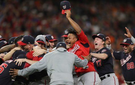 Washington Wins World Series