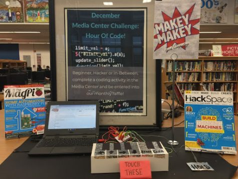 Media Center Brings Coding to South