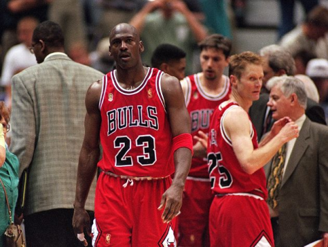 Michael Jordan's aura of readiness for the biggest moments was unmatched.
