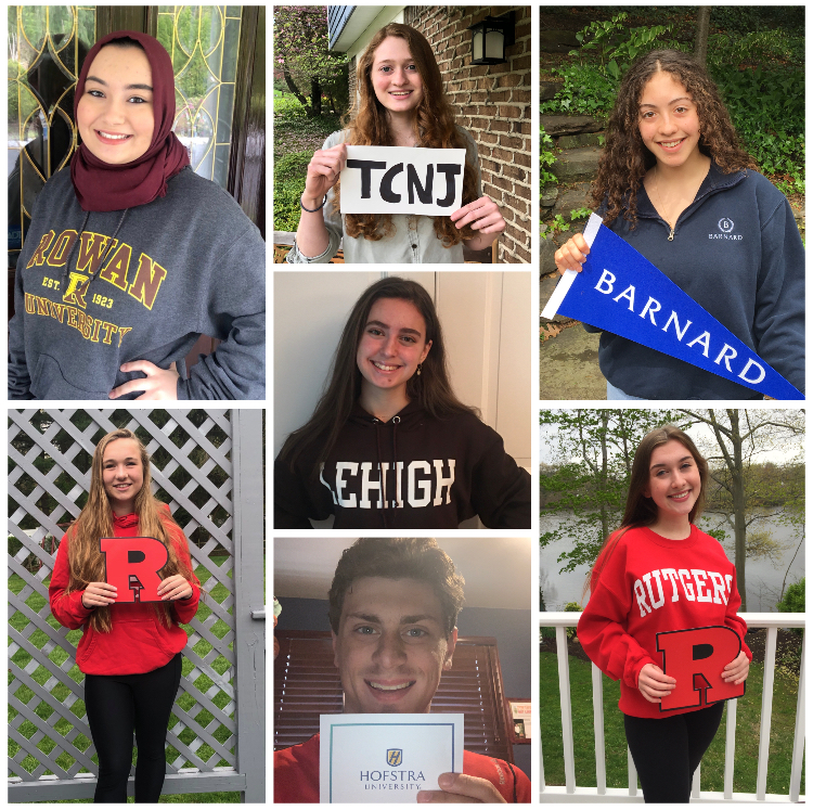 College Decision Day!