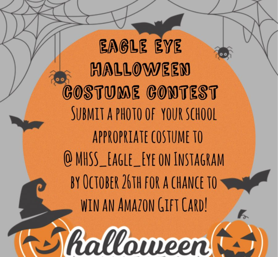 The Eagle Eye's 2nd Annual Costume Contest