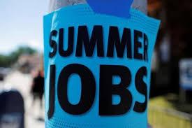Summer Jobs Hiring Now!