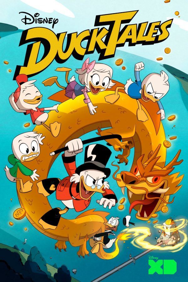 DuckTales%3A+An+Adventure+Worth+Remembering