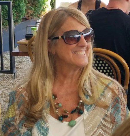 Beloved cooking teacher Ms. DeBona retires